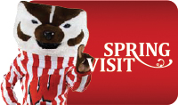 Icon: Badger Family Spring Visit