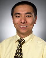 Headshot of Hao Yuan