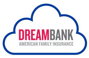 American Family Insurance Dream Bank logo