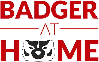 Badger at Home logo