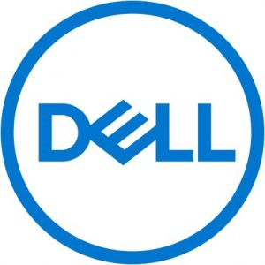 Blue Dell Logo